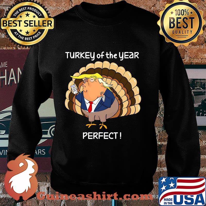 Donald trump thanksgiving day turkey s Sweater