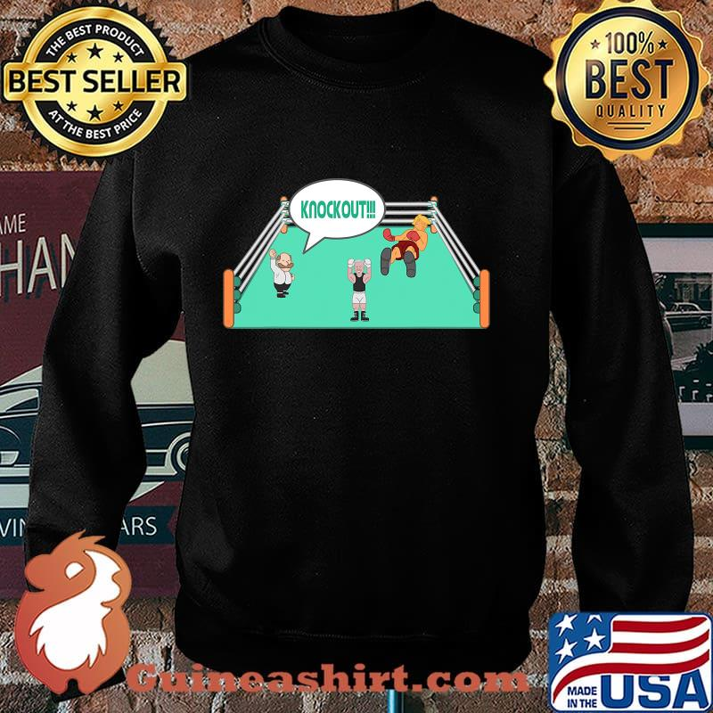 Joe biden vs trump 2020 knockout election champ s Sweater