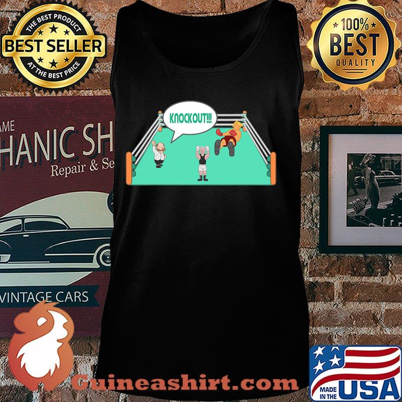 Joe biden vs trump 2020 knockout election champ s Tank top