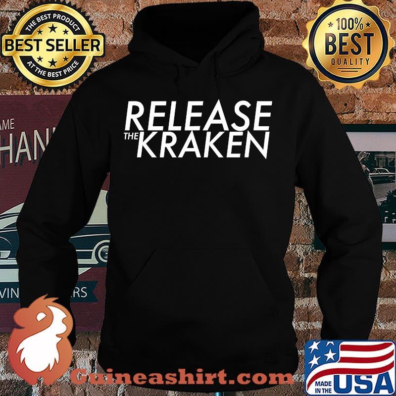 Release the kraken election court trump powell republican s Hoodie
