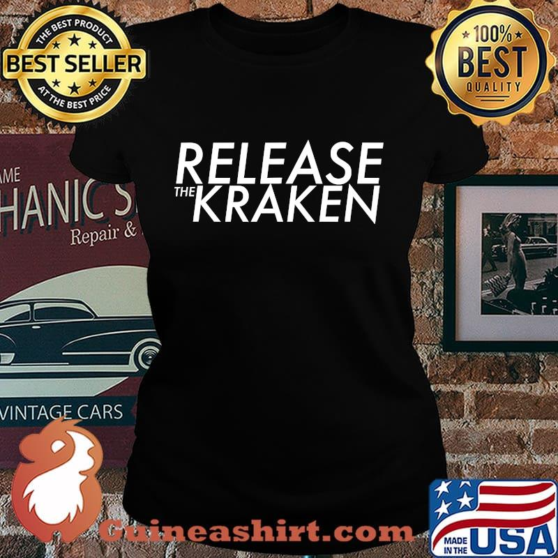 Release the kraken election court trump powell republican s Laides tee