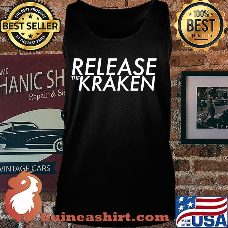 Release the kraken election court trump powell republican s Tank top