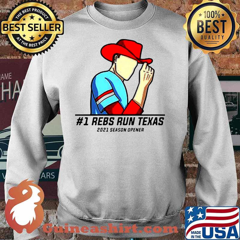 #1 Reps Run Texas 2021 Season Opener Sweater