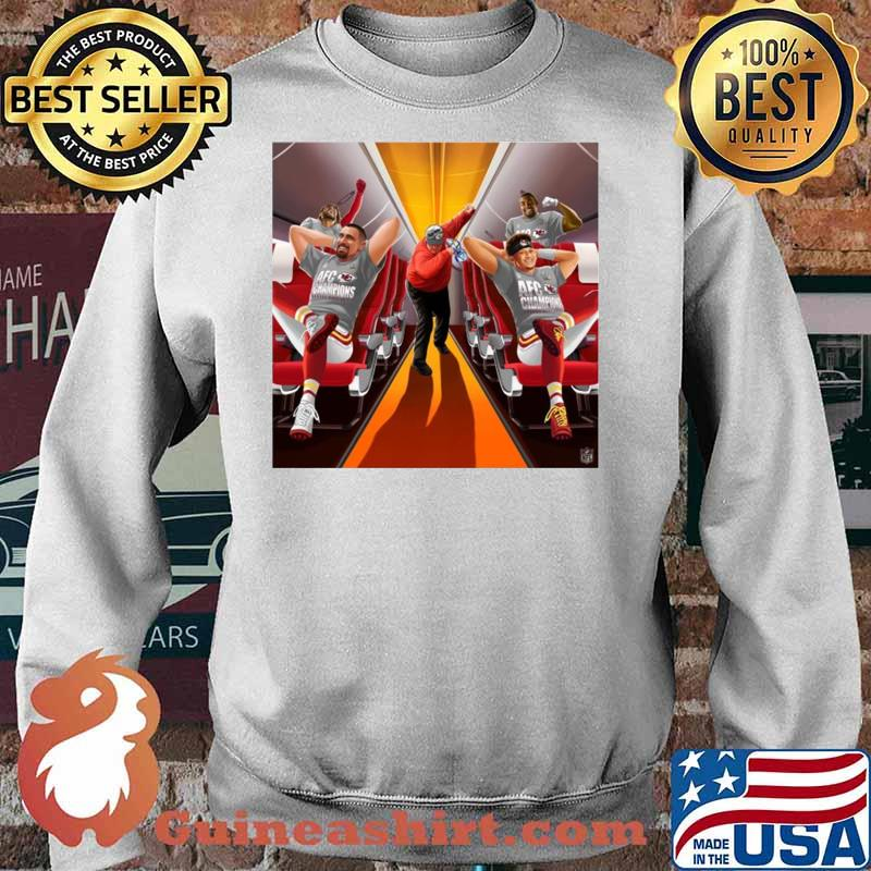 Afc Champions Kansas City Chiefs Super Bowl Lv 2021 Sweater
