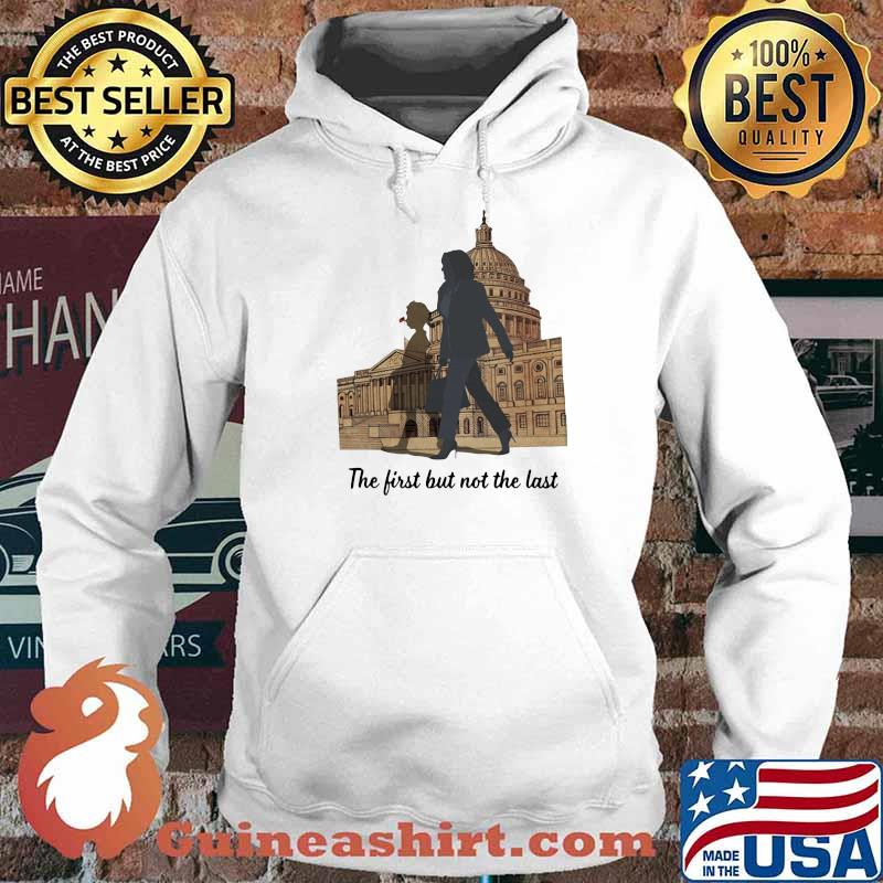 THe First But Not The Last Lodon Shirt Hoodie