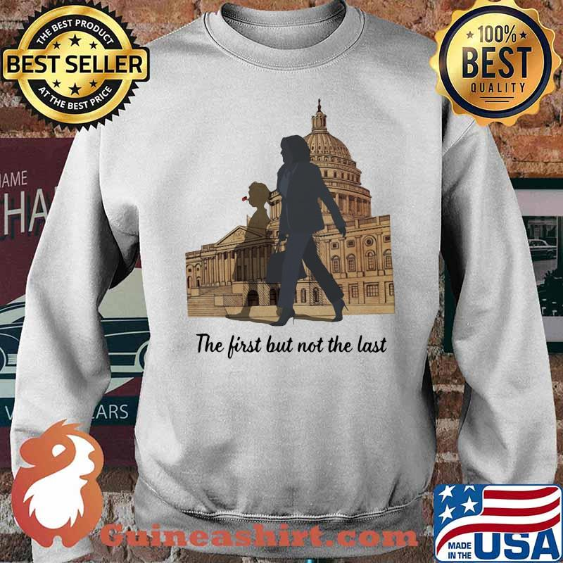 THe First But Not The Last Lodon Shirt Sweater