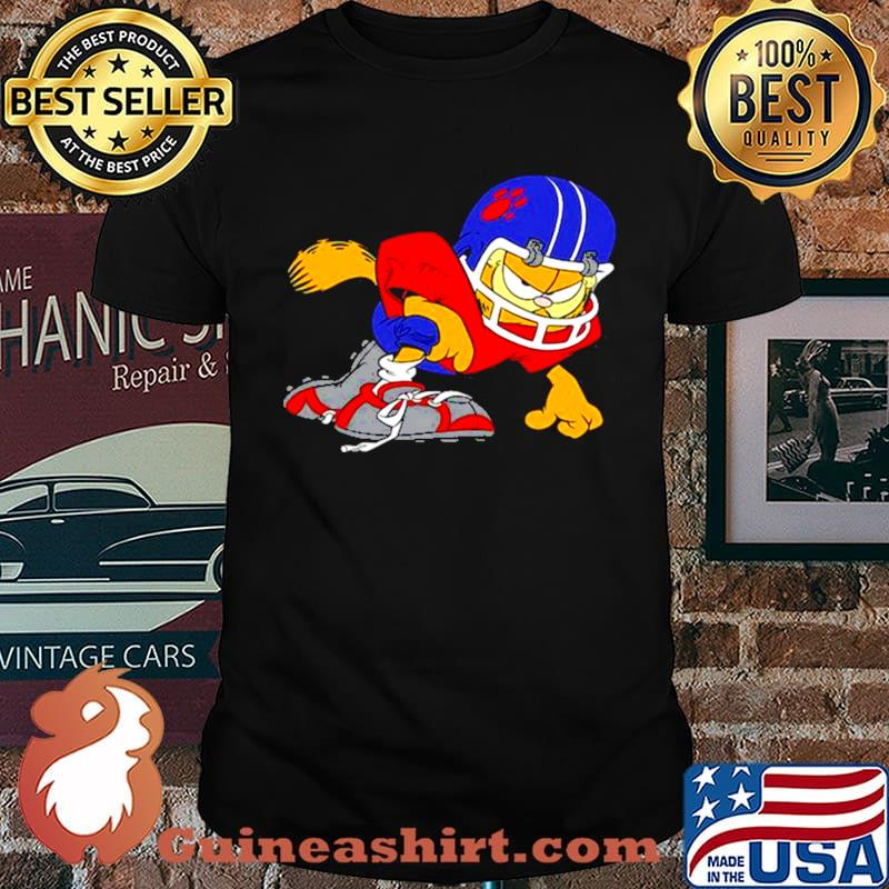 Garfield Football Kneeling shirt