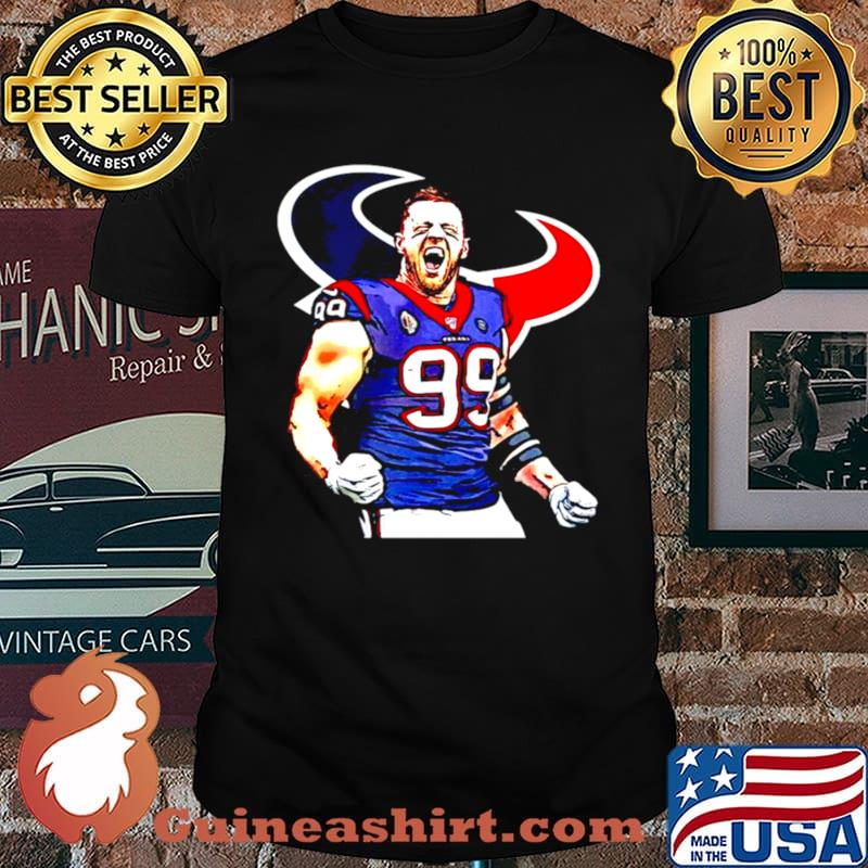 Houston Texans J. J. Watt shirt