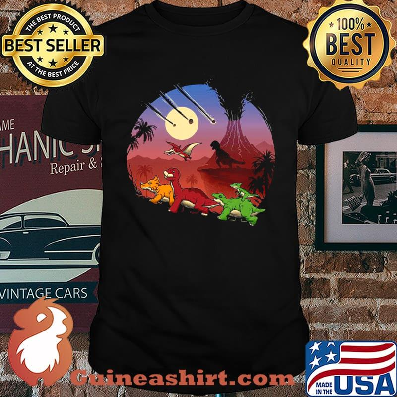 The-Land-Before-Extinction-T-shirt