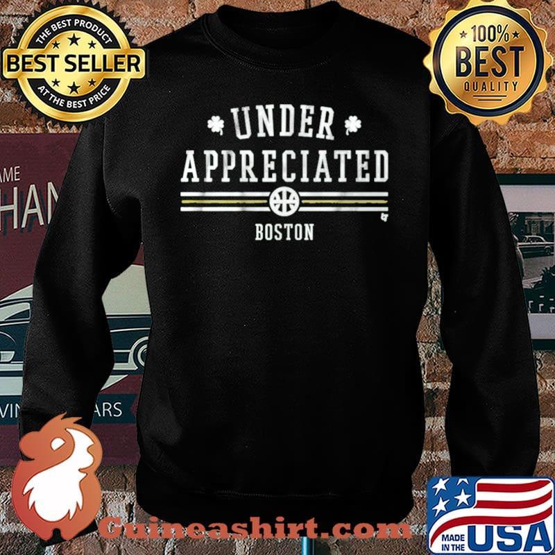 Underappreciated Boston Sweater