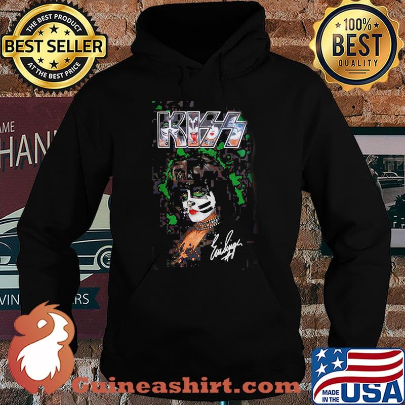 Ace Frehley Kiss Signature Shirt Hoodie