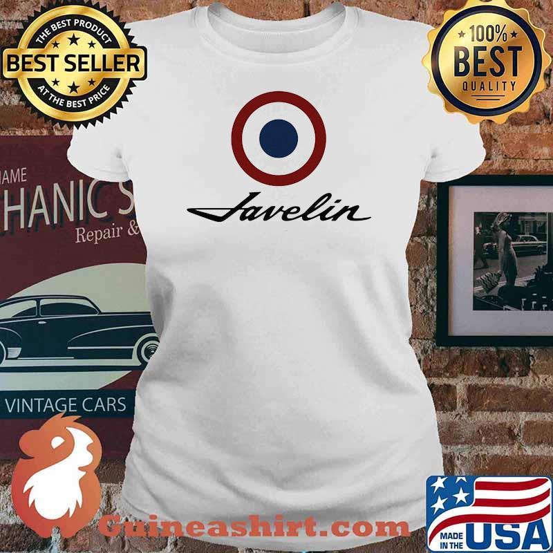Amc Javelin Logo Shirt Ladies tee