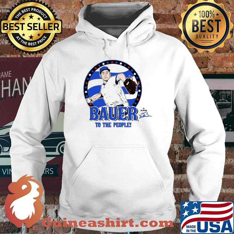 Bauer To The People Los Angeles Shirt Hoodie