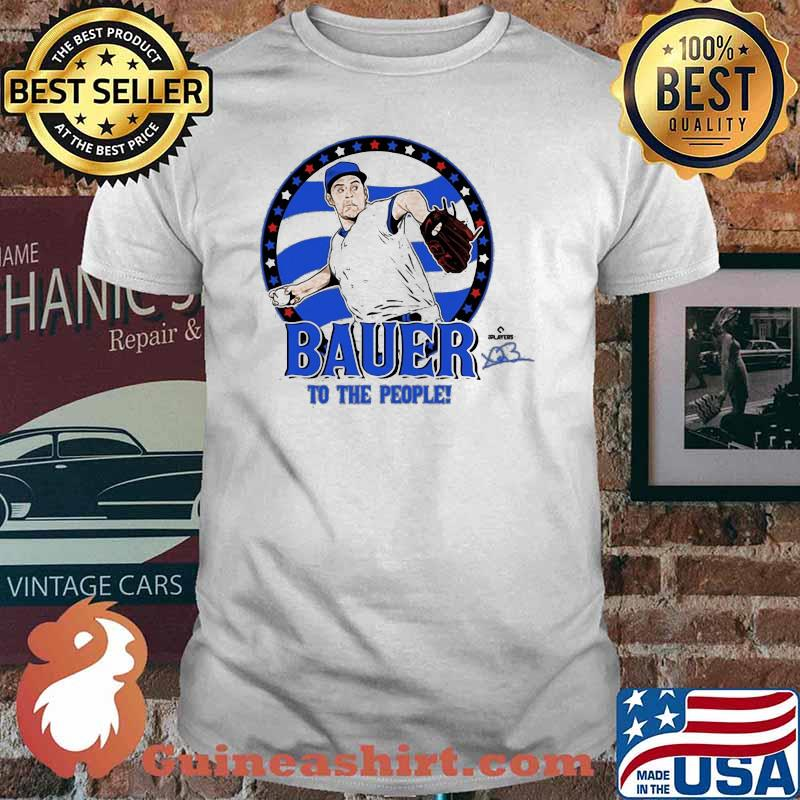 Bauer To The People Los Angeles Shirt