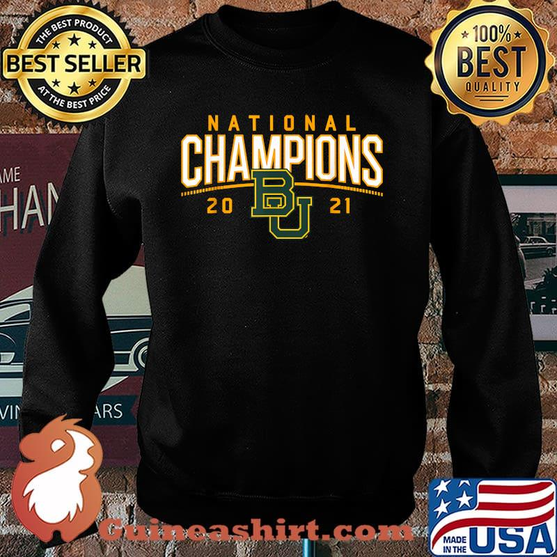 Baylor National Champions 2021 Shirt Sweater