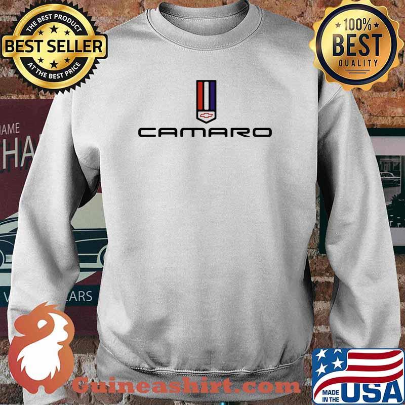 Chevy Camaro Logo Shirt Sweater