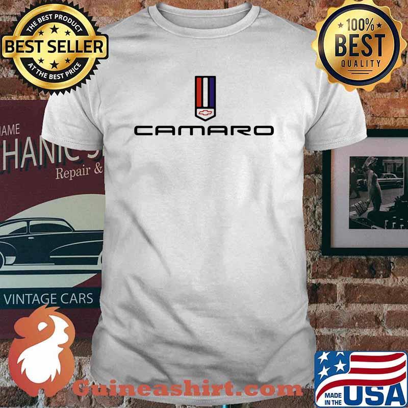 Chevy Camaro Logo Shirt