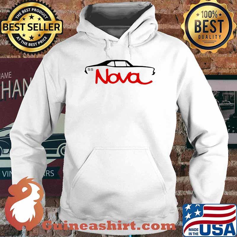 Chevy Nova Ss Car Shirt Hoodie