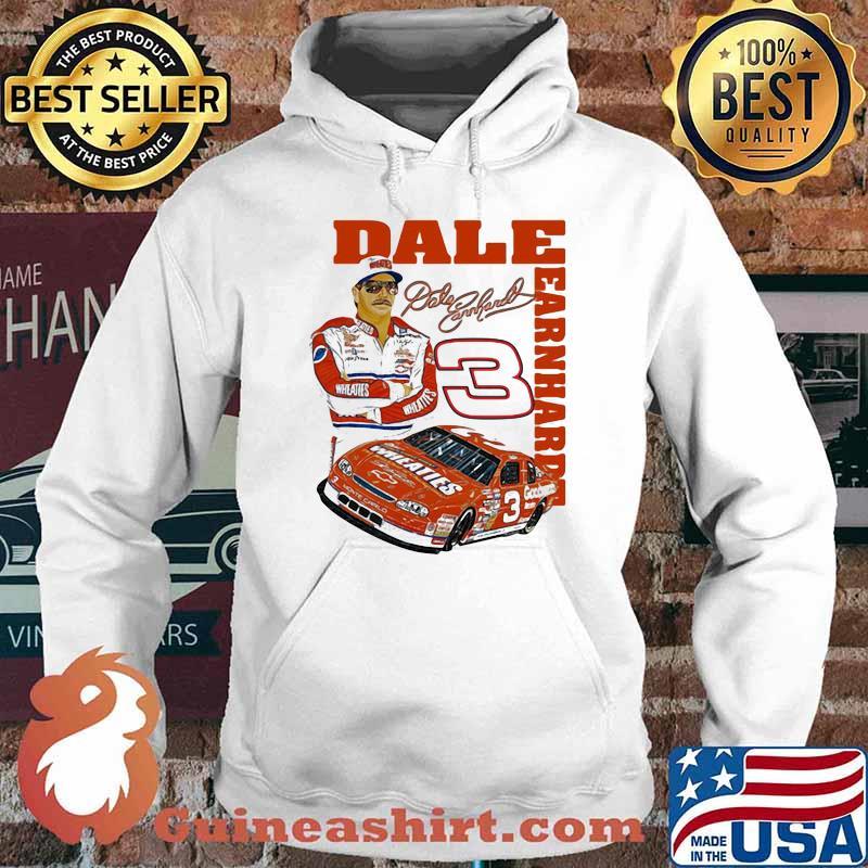 Dale Earnhardt Signature Nascar Shirt Hoodie