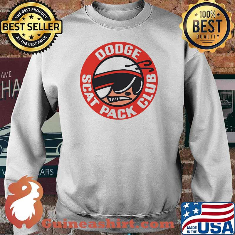 Dodge Scat Pack Club Super Bee Charger Shirt Sweater