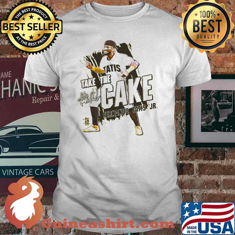 Fernando Tatis Jr. Take The Cake Shirt