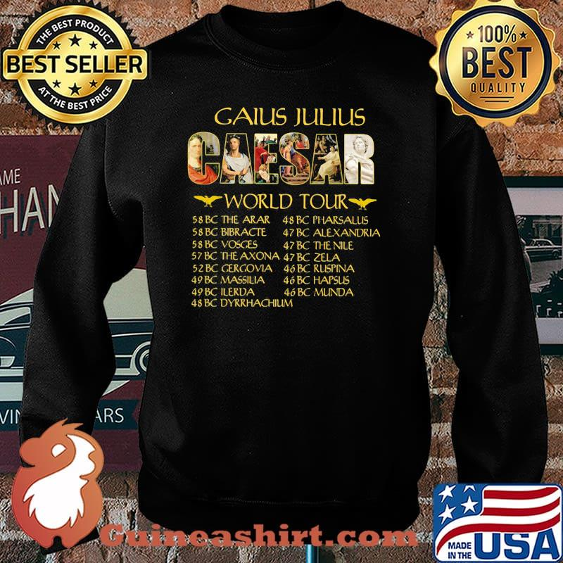 Gaius Julius Caesar World Tour Shirt Sweater