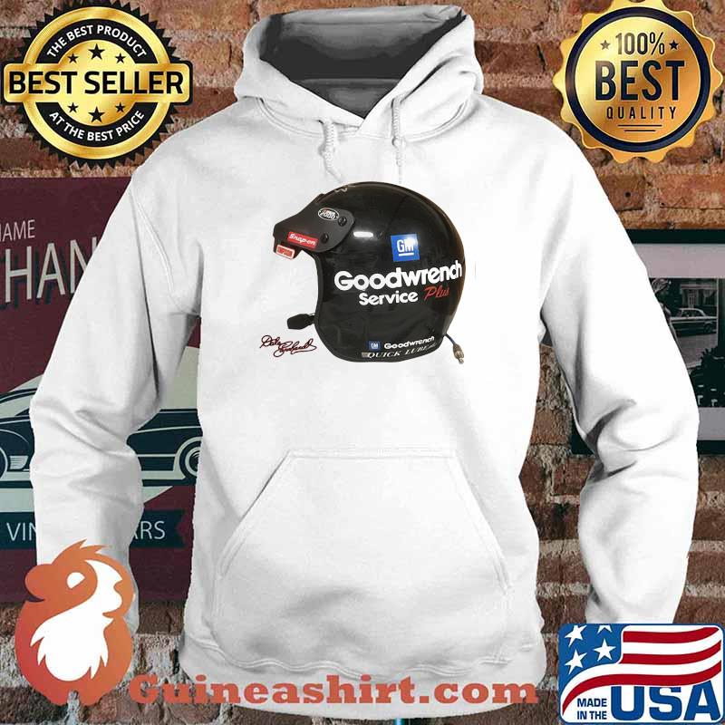 Goodwrench Service Dale Earnhardt Signature Nascar Shirt Hoodie