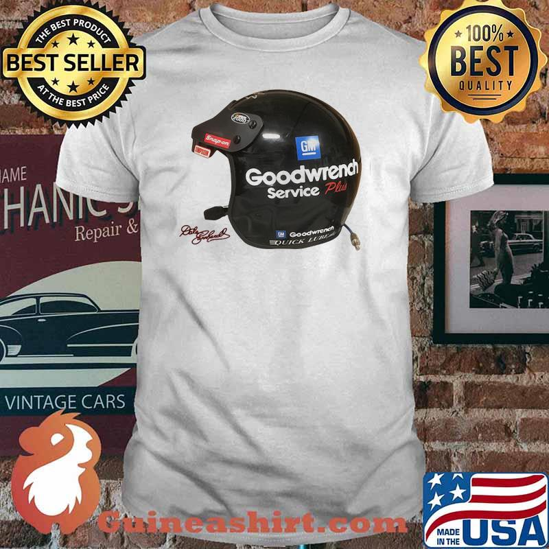 Goodwrench Service Dale Earnhardt Signature Nascar Shirt