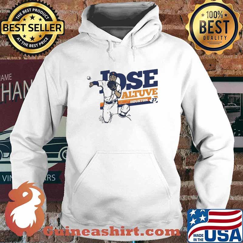 José Altuve Baseball Player Spotlight Shirt Hoodie