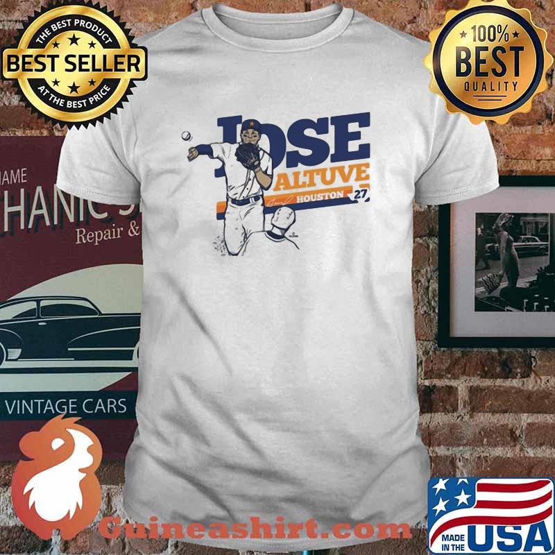 José Altuve Baseball Player Spotlight Shirt