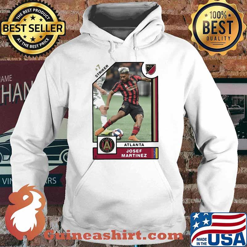 Josef Martinez Striker Player Card Shirt Hoodie