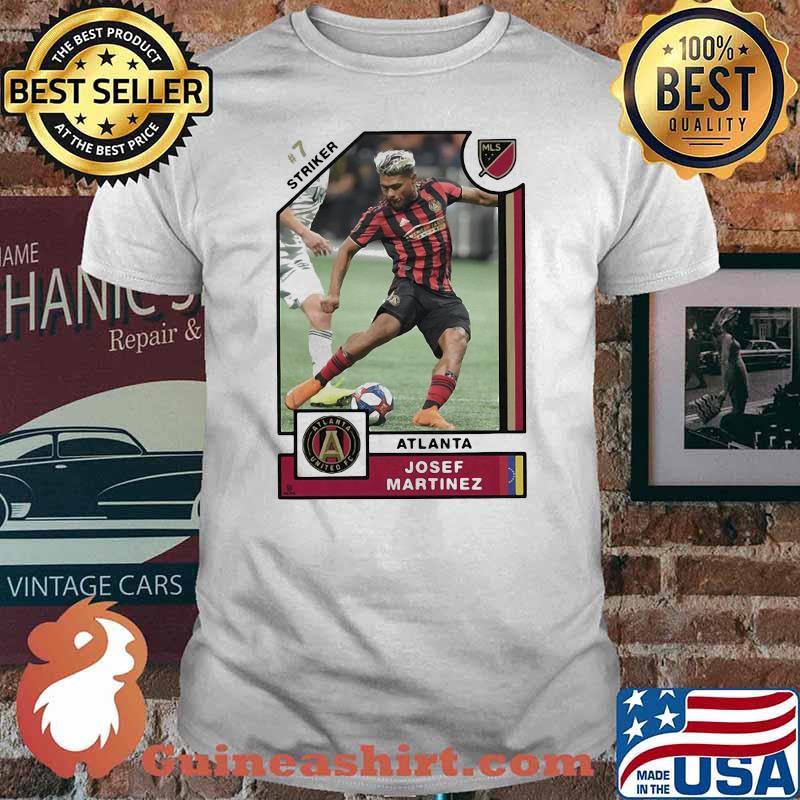 Josef Martinez Striker Player Card Shirt