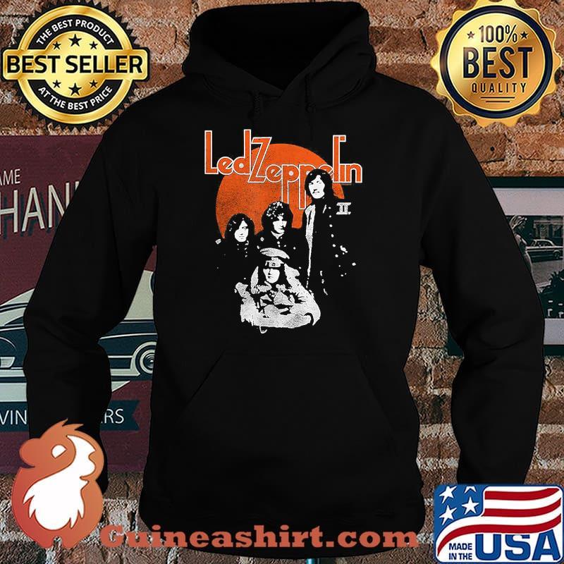 Led Zeppelin Blood Moon Shirt Hoodie
