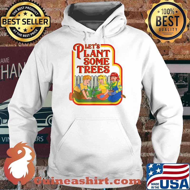 Lets Plant Some Humor Joke Cannabis Shirt Hoodie