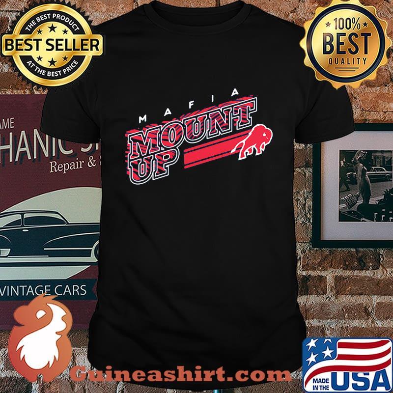 Mafia Mount Up Buffalo Shirt