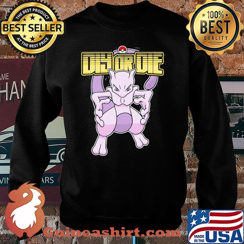 Official Diy Pokemon Shirt Sweater