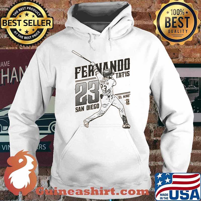 Official Fernando Tatis Jr. San Diego Shirt Hoodie
