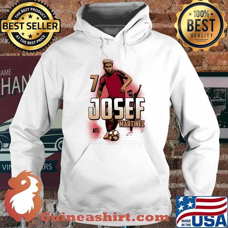 Official Josef Martinez Soccer Shirt Hoodie