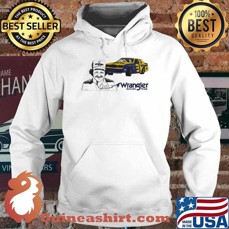 Official Wrangler Racing Team Shirt Hoodie