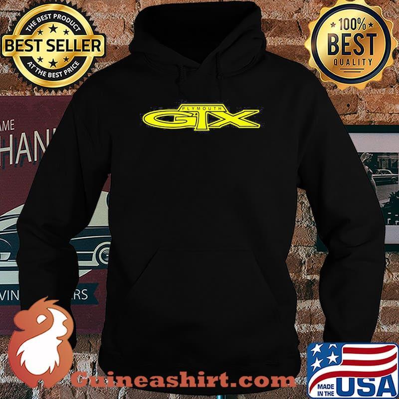 Plymouth Gtx Logo Shirt Hoodie