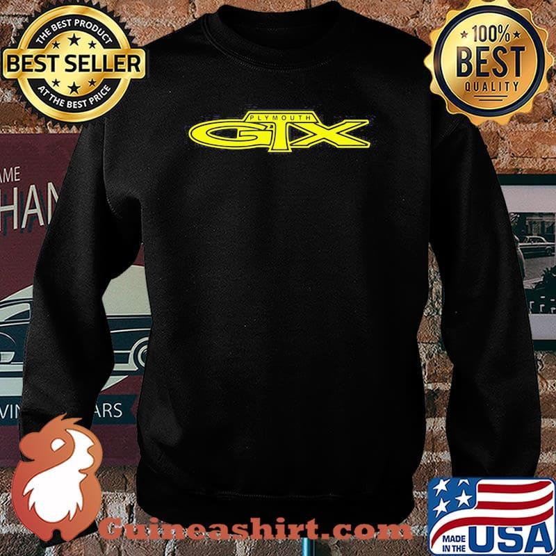 Plymouth Gtx Logo Shirt Sweater