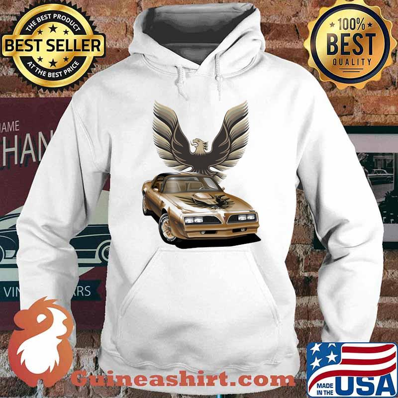 Pontiac Yellow Trans Am Shirt Hoodie