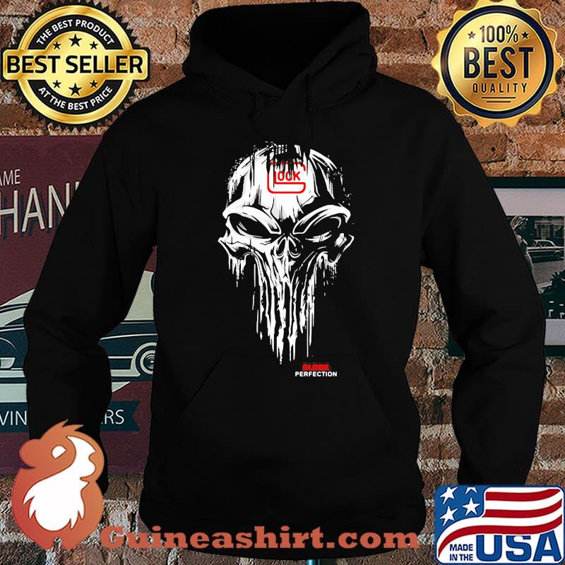Punisher With Glock Perfection Logo Shirt Hoodie