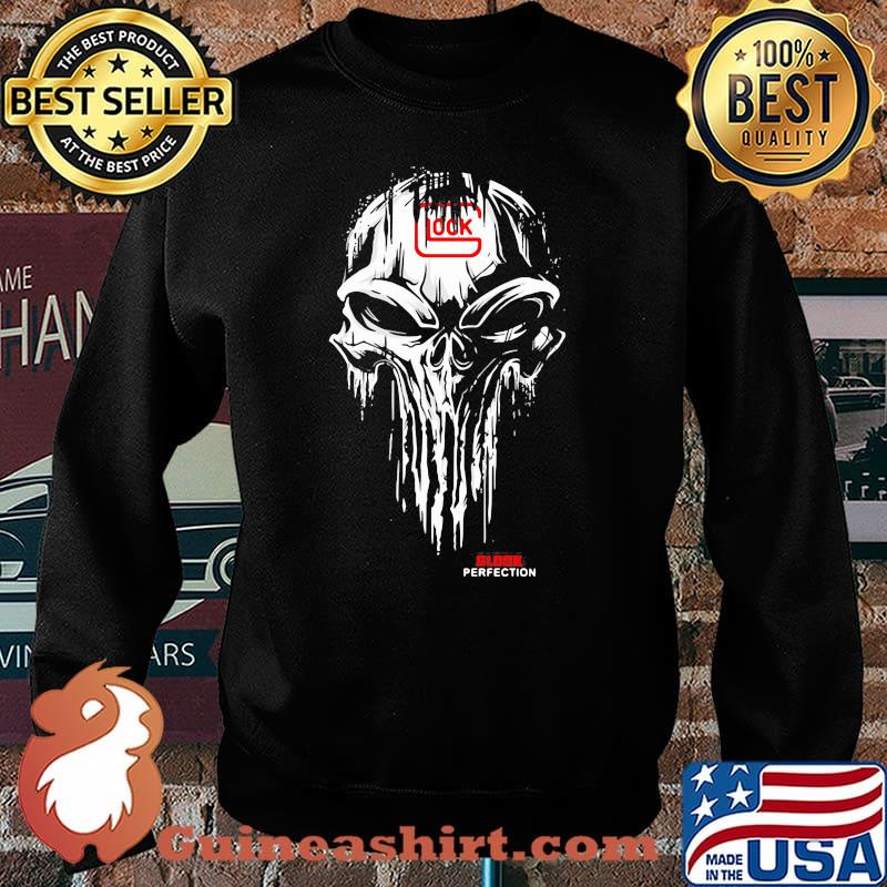 Punisher With Glock Perfection Logo Shirt Sweater