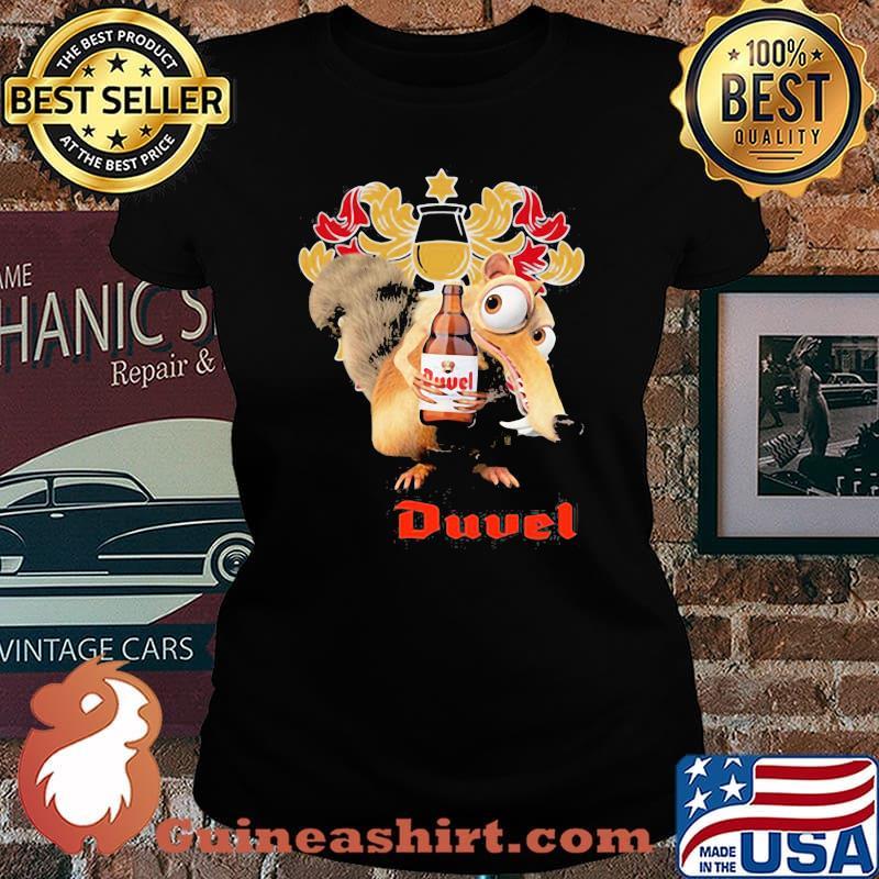 Scrat Do Chris Wedge Hug Duvel Shirt Laides tee
