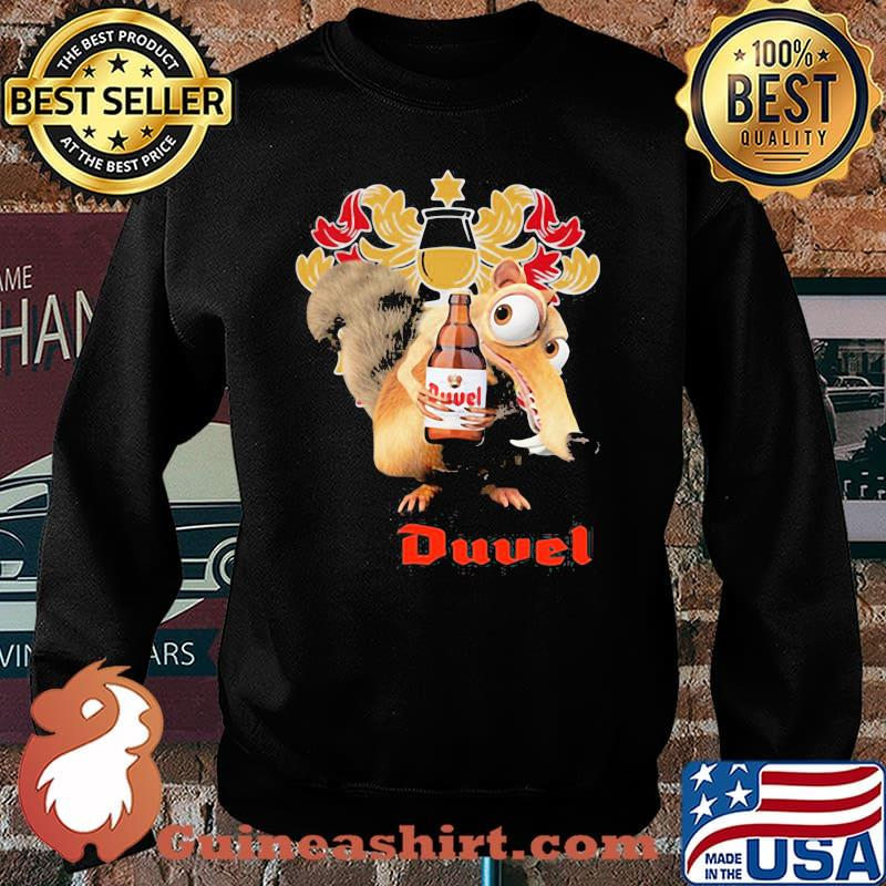 Scrat Do Chris Wedge Hug Duvel Shirt Sweater