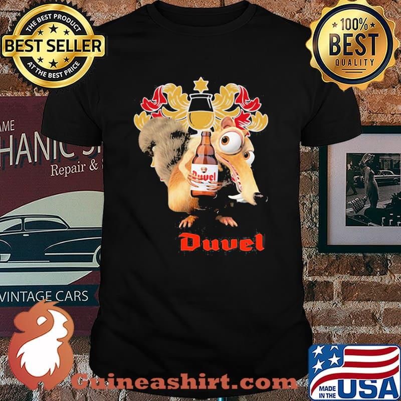 Scrat Do Chris Wedge Hug Duvel Shirt