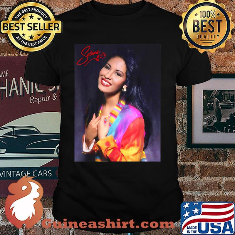 Selenas Quintanilla Love Music Signature Shirt