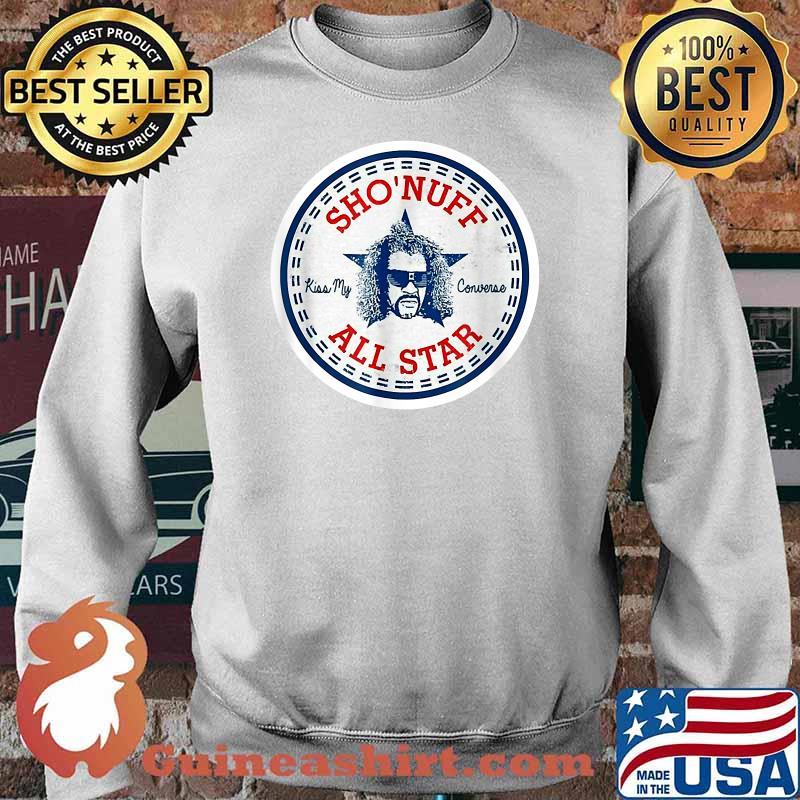 Sho Nuff All Star Logo Shirt Sweater