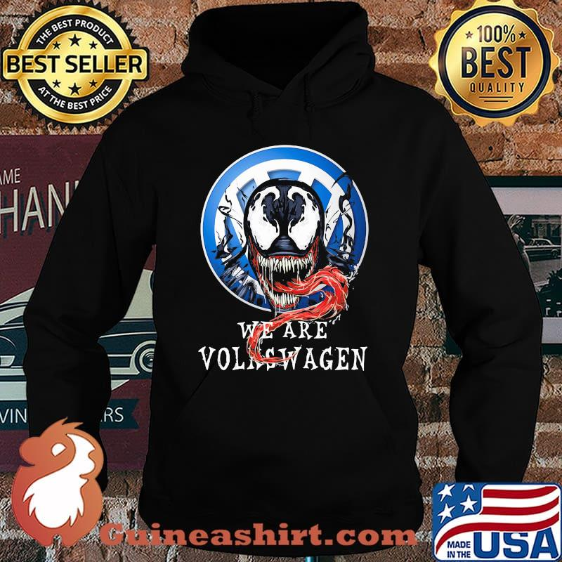 Skull We Are Volkswagen Shirt Hoodie